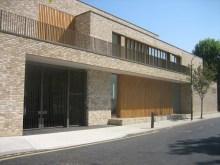 St Paul's Girls School Pavilion