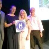 AGM 2018 Nancye Goulden award - SPGS Sports Pavilion