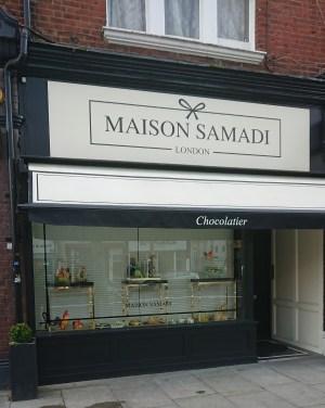 Maison Samadi, 301 King Street