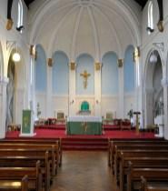 st-augustines-church interior