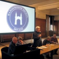 AGM19 - Hans Haenlein opens