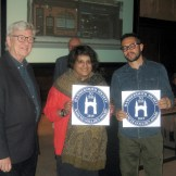 AGM19 - Nancye Goulden Award - Anarkali Checkrahamatoula for Paintbox, and Luca Marinoni for Coffeeology