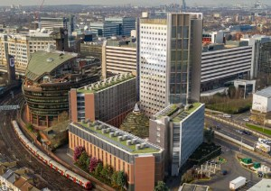 West London Magistrates hotels - RSHP - April 2020