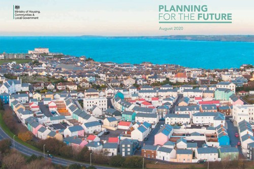 Planning for the Future - HMG