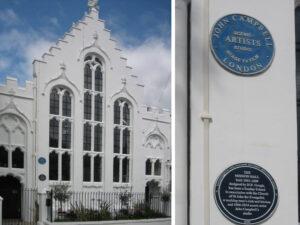 Mission Hall, Iffley Road