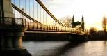 Hammersmith Bridge December 2007