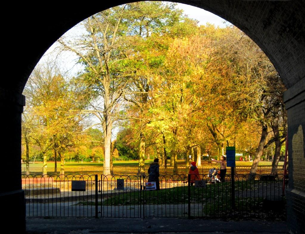 Ravenscourt Park Arches