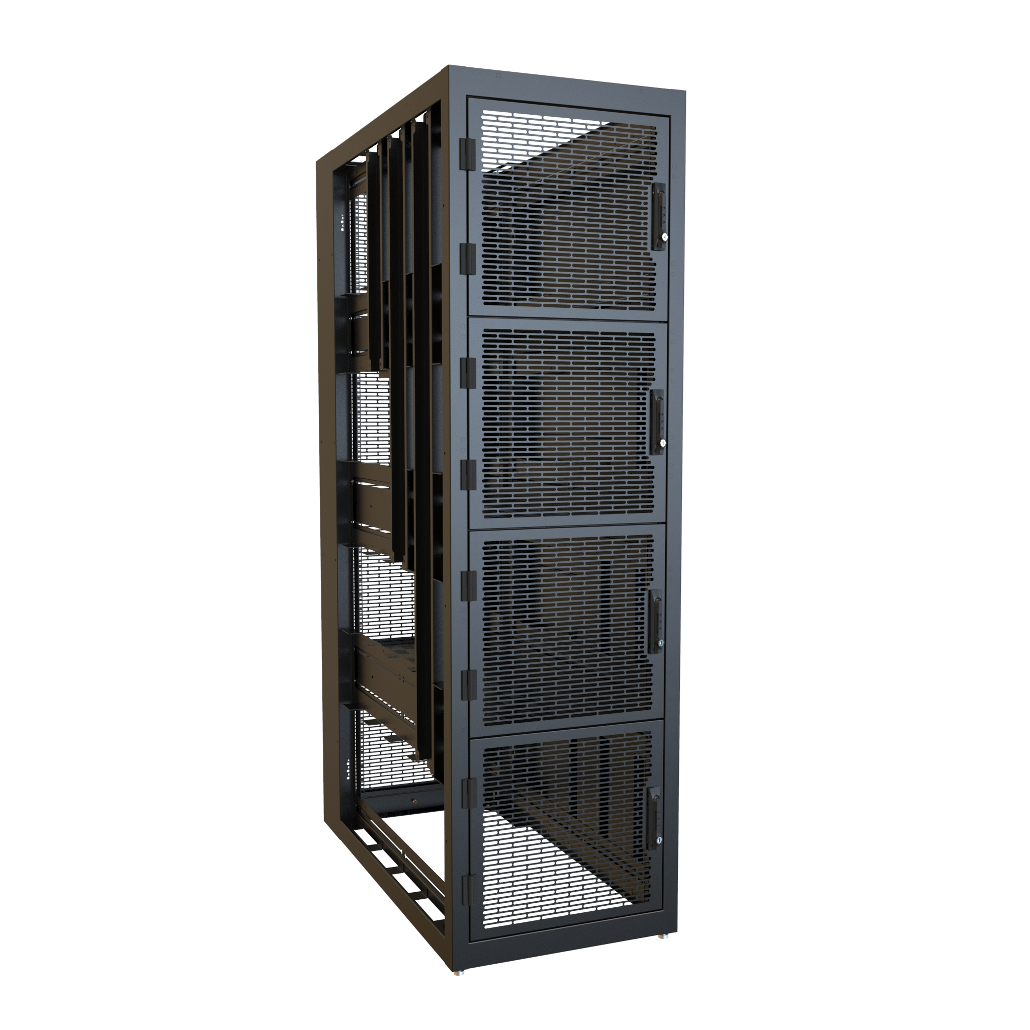 colocation server rack cabinet clc