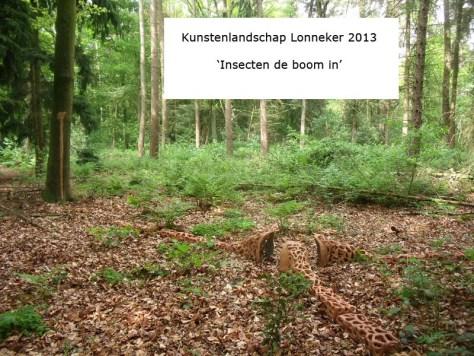 Kunstenlandschap Lonneker, 2013