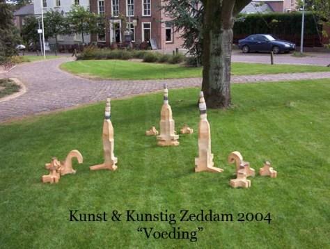 Kunst & Kunstig Zeddam, 2004