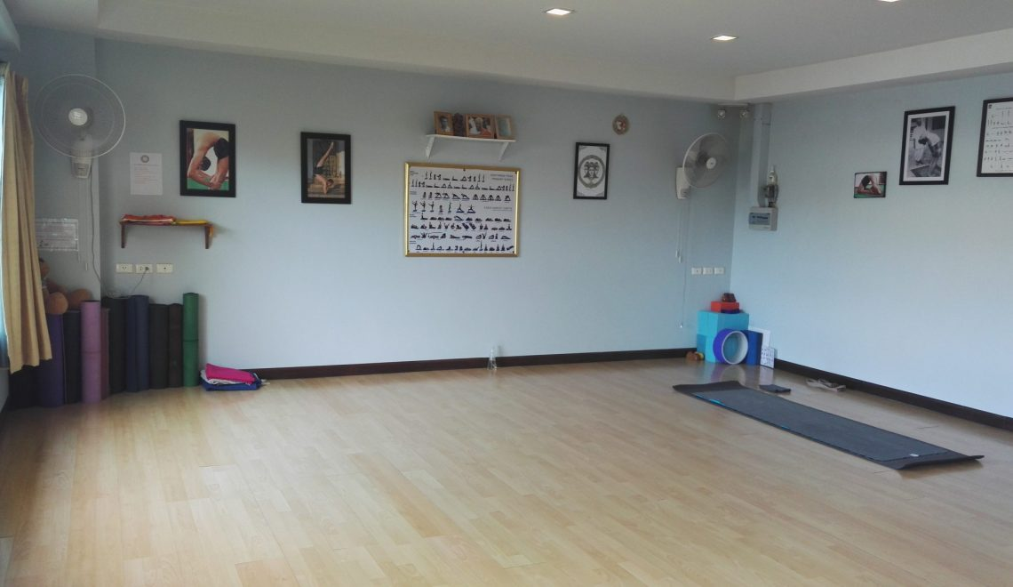 Ashtanga Yoga Pattaya Shala