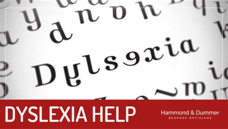 Help with dyslexia