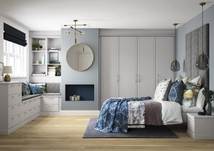 Unearth The Libretto Fitted Wardrobes Range For Your