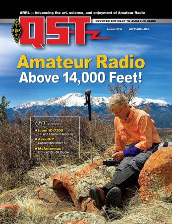 August 2016 QST Cover