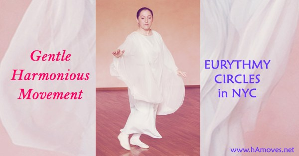 Eurythmy Circles in NYC with Marta Stemberger