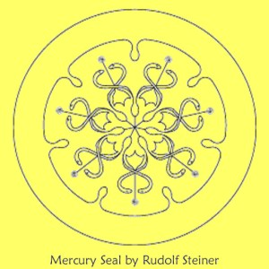 Mercury Seal by Rudolf Steiner