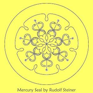 Mercury Seal by Rudolf Steiner