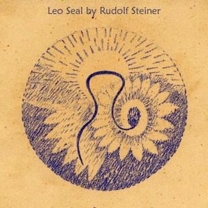 Leo Seal by Rudolf Steiner