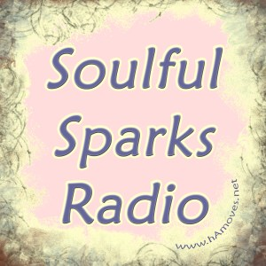 Soulful Sparks Radio on Sundays at 9 pm EST