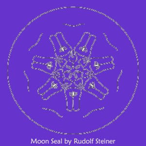 Moon Seal by Rudolf Steiner