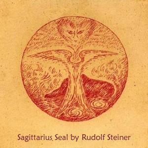 Sagittarius Seal by Rudolf Steiner