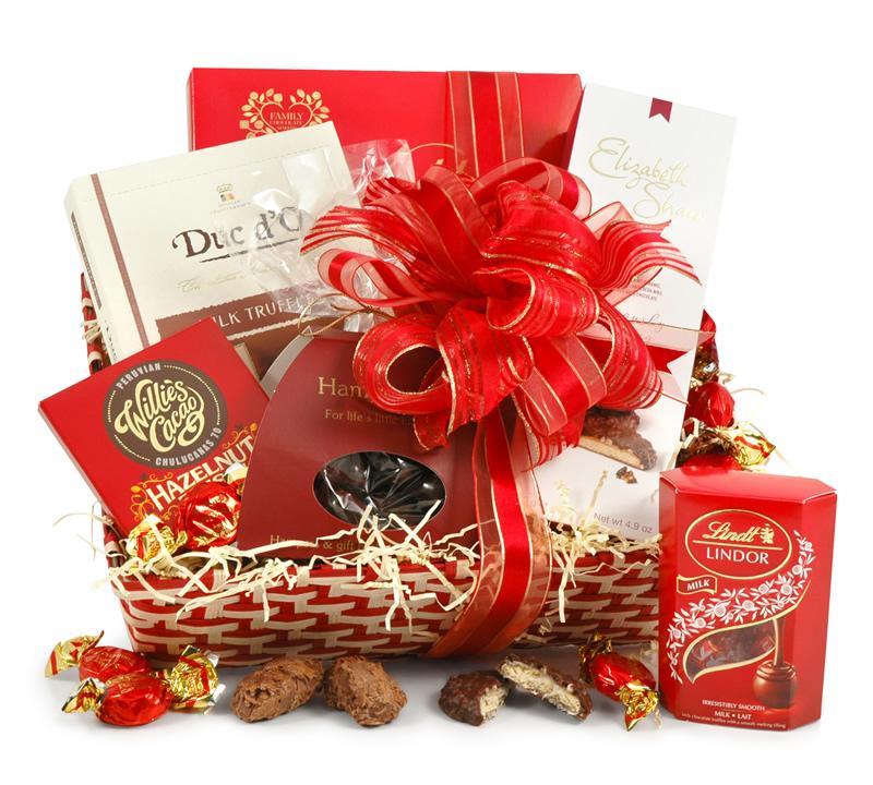 Chocolate Lovers Hamper Buy Online For 2699
