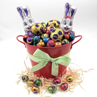 Chocolate Easter Baskets & Hampers | order online express ...
