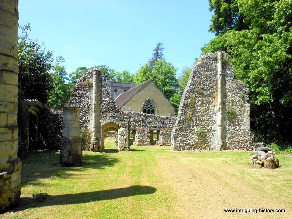 St John's House Warnford c1209