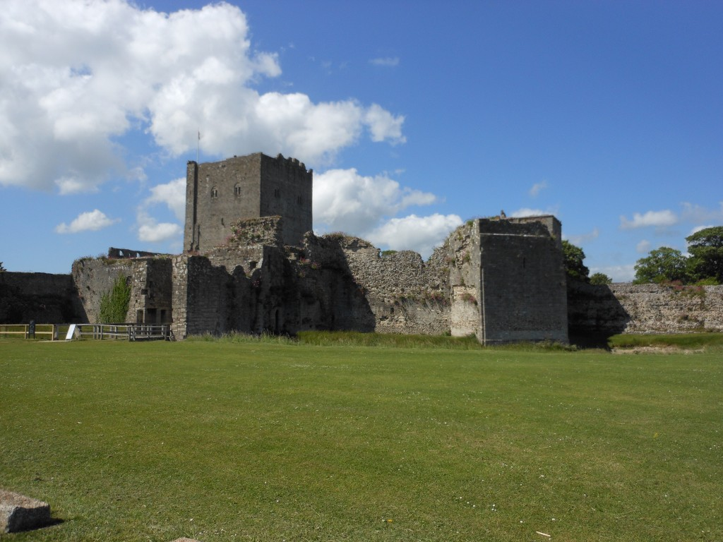 Anglo Saxon Hampshire