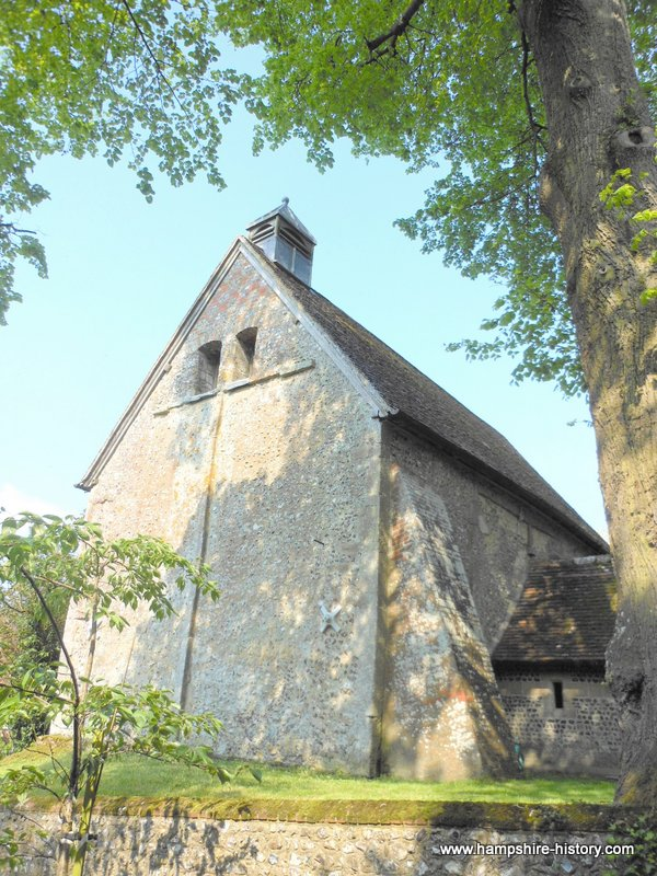 Untangling the Early Church in Hampshire (Part 1)
