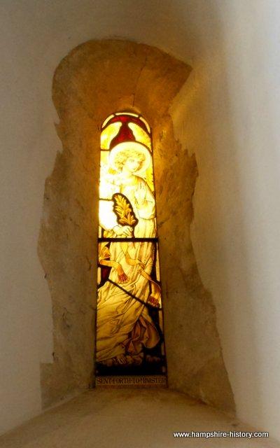 Hampshire Churches and their Treasures No 9 Hambledon