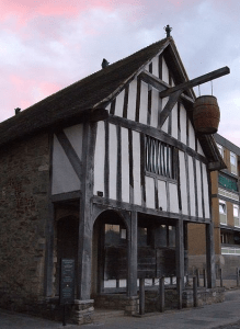 C13th Merchant's House