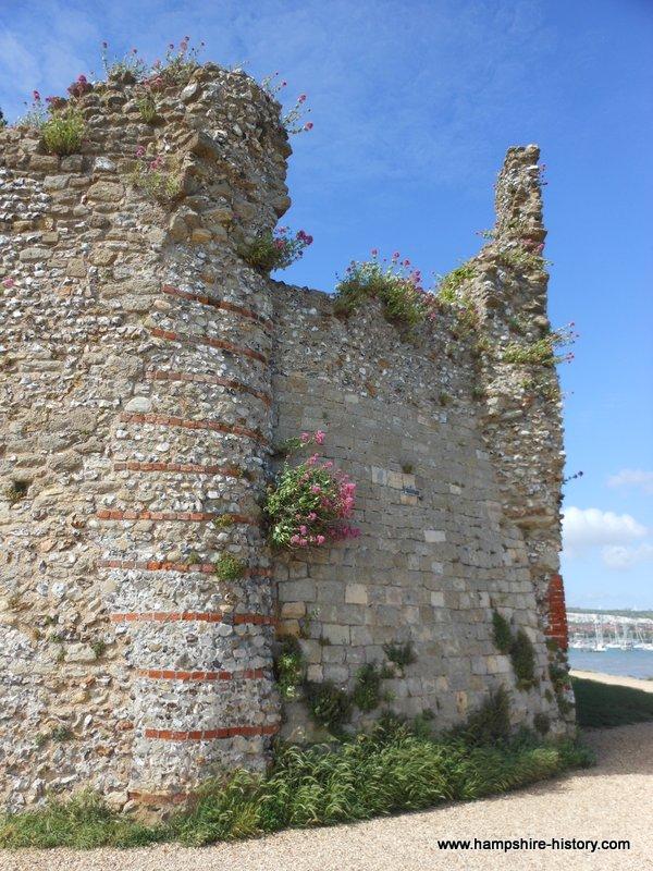 Portchester Castle Hampshire