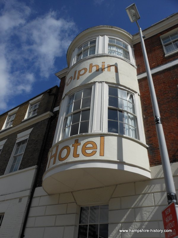 Dolphin Hotel Southampton Hampshire
