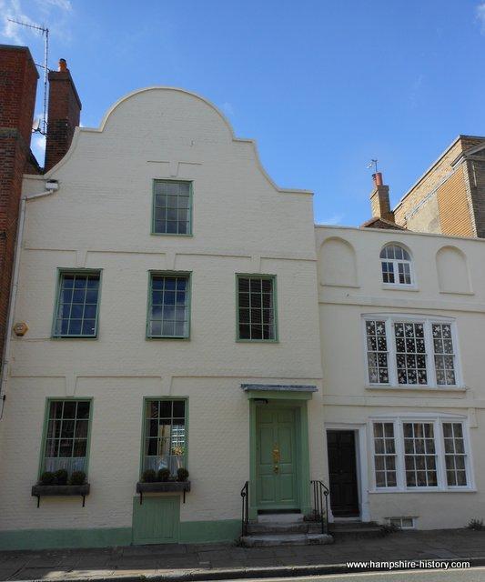 Bugle Street Southampton