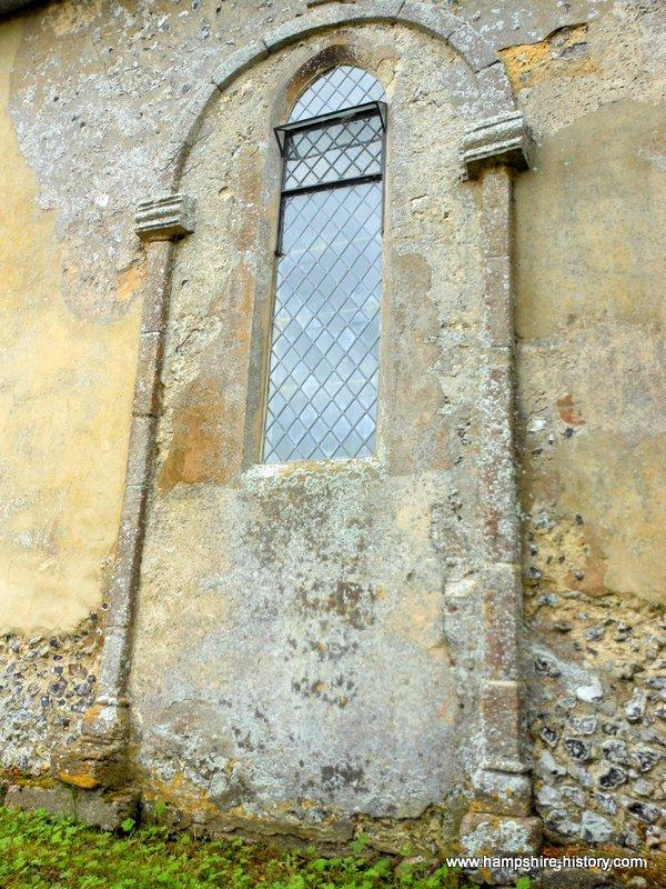 Corhampton church and King Cnut