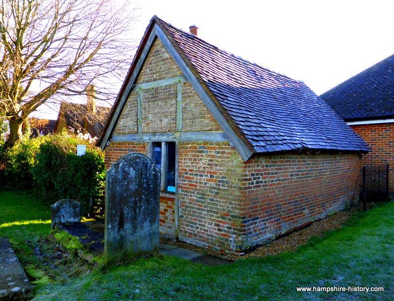 Odiham Pest House All Saints church yard