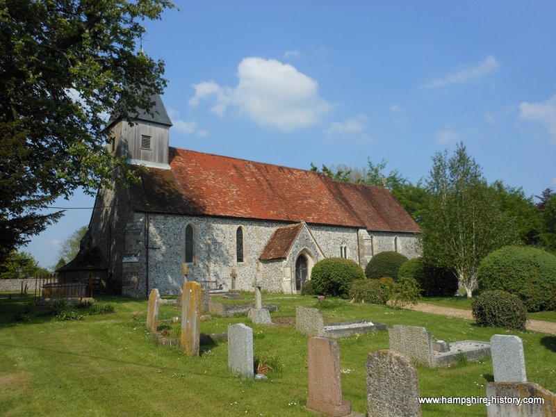St Peter's and St Paul's church Exton