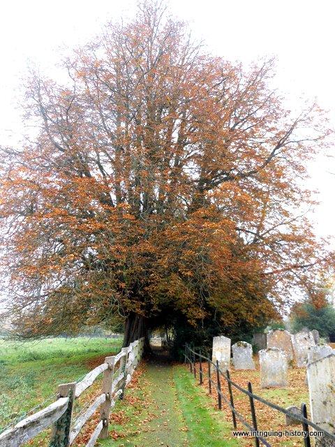 Churchyard St Mary the Virgin Abbotts Ann