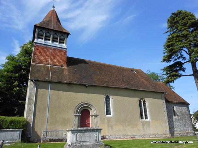 St Swithun's Martyr Worthy
