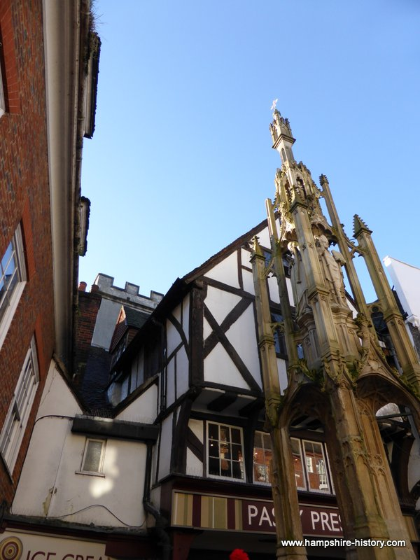The Butter Cross of Winchester