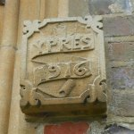St Michael's church Cheriton WWI