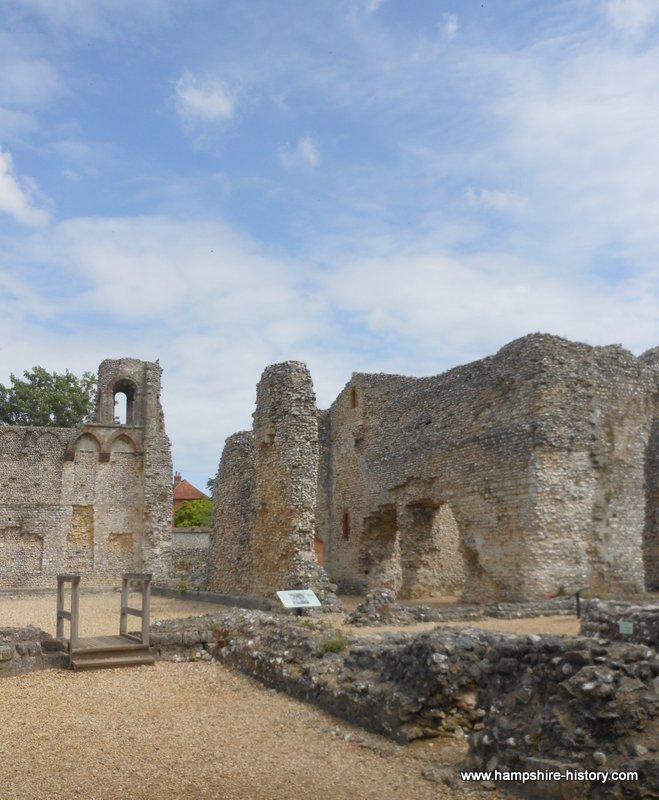 Wolvesley Palace