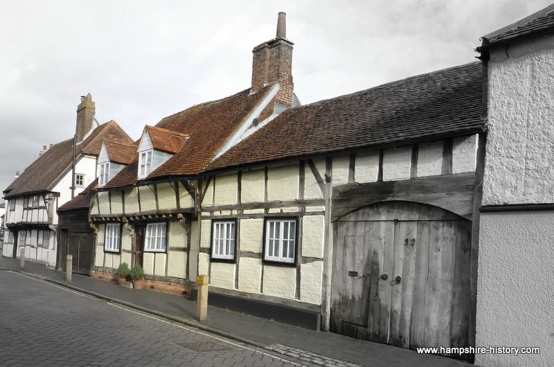 Titchfield, an Ancient Market Place