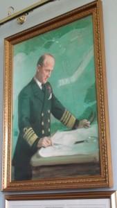 Commander of Operation Neptune