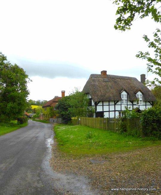 Froyle village of saints