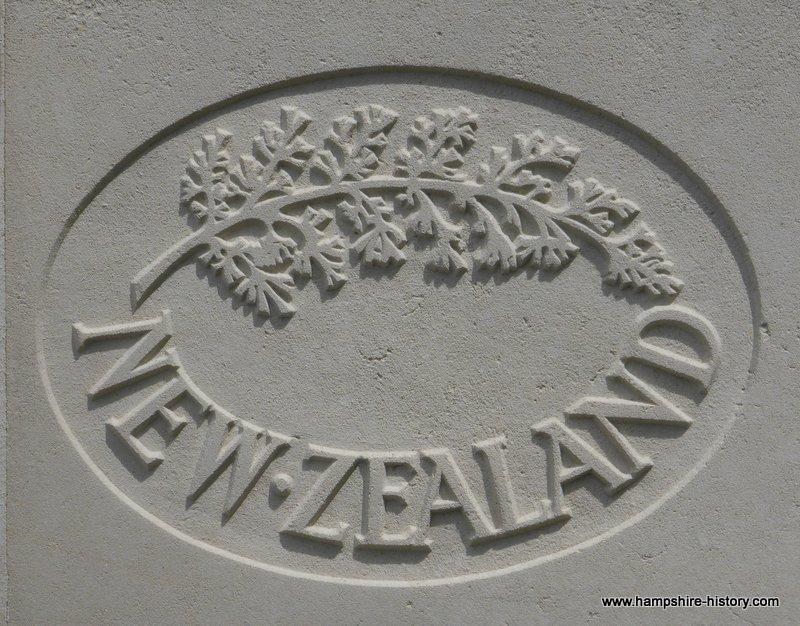 New Zealand and Brockenhurst
