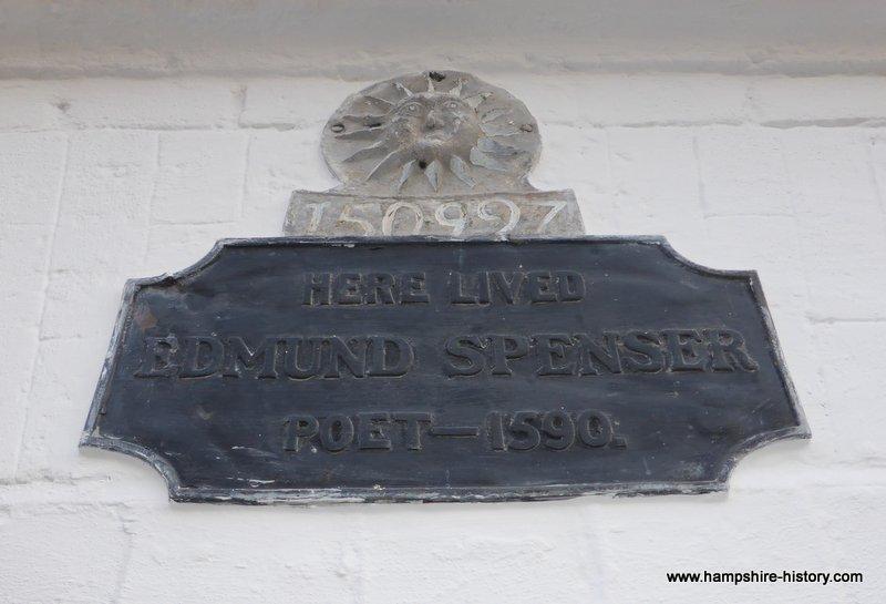 Edmund Spenser Alton