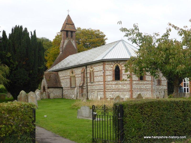 Hatherden Hampshire
