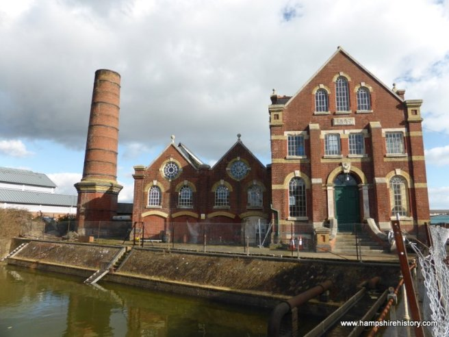 Eastney Pumping Station Hampshire